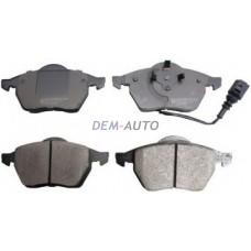Mintex {audi a3 tt vw bora golf seat}  Колодки тормозные передние{Audi A3, TT, VW Bora, Golf, Seat} - Dem-Vostok