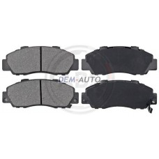 Mintex {honda accord civic cr-v hr-v}  Колодки тормозные передние{Honda Accord, Civic, CR-V, HR-V} - Dem-Vostok
