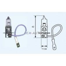 H3 {24v-70w / pk22s} (1 ) blick Лампа упаковка (1 шт)