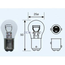 P21/5w {s25 24v-21/5w / bay15d} (10 ) blick Лампа упаковка (10 шт)