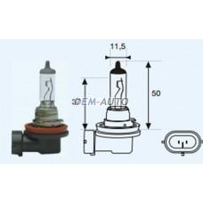 H11 {12v-55w / pg19-2} (1 ) blick Лампа упаковка (1 шт)