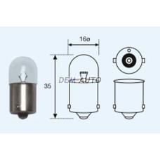 R5w {t16 24v-5w / ba15s} (10 ) blick Лампа упаковка (10 шт)